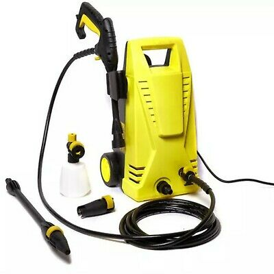 NEW! 90 Bar 1700W Domestic High Pressure Washer Power Cleaner HPI1700