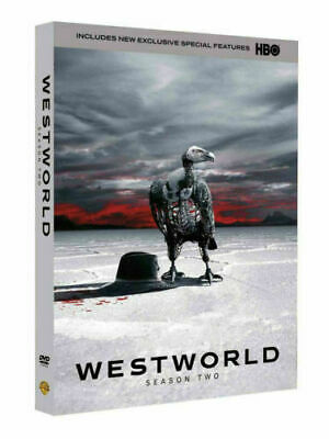 Westworld: The Complete First Season (DVD) DVD, Ingrid Bolsø Berdal,Shannon Wood