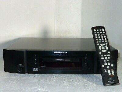 Nice Marantz Blu Ray Player BD-7004 With Remote Control
