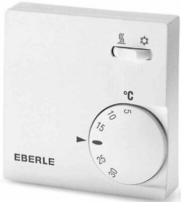 Eberle RTR – E6731 Room Thermostat