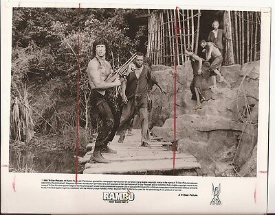 PF Rambo : First Blood Part II ( Sylvester Stallone )