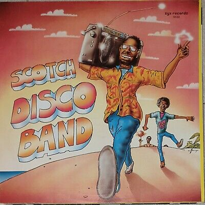 "Scotch - Disco Band (Italo Maxi 12"") Ascolta / Hear"