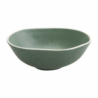 Olympia Chia Small Bowls Green 155mm Pack of 6