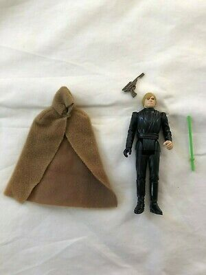 Star Wars Vintage Action Figure Jedi Luke Skywalker -  All Original ROTJ 1983