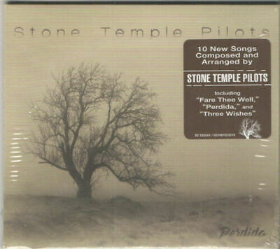 Stone Temple Pilots  Perdida  (2020 CD - BRAND NEW SEALED)