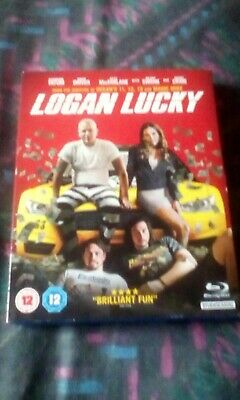 Logan Lucky [Blu-ray] [2017] - in a slip cover