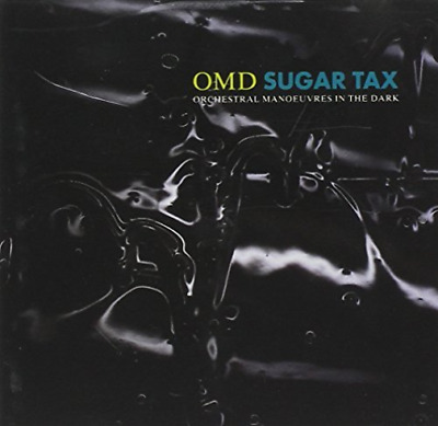 Sugar Tax-Orchestral Manoeuvres In The CD NEW