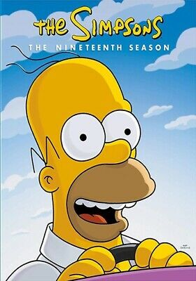 Tcfhe D2331205D Simpsons Season 19 (Dvd)
