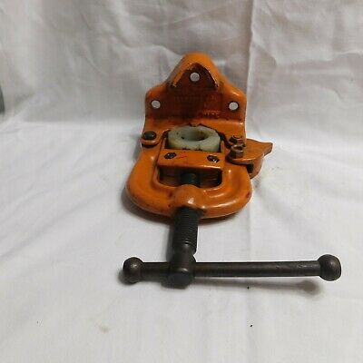 "Reed Modified Pipe Vise 1/8"" to 2"""