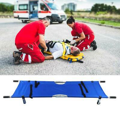 Aluminum Folding Stretcher Portable/ Medical / Funeral Removal Stretcher MR
