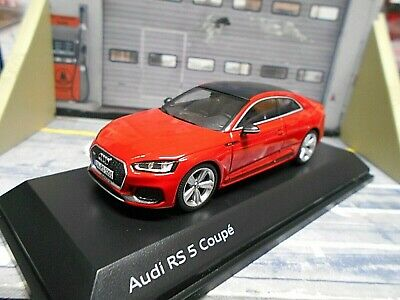 AUDI A5 RS5 RS 5 F5 Sport Coupe red rot 2017 Sonderpreis I-Scale Kyosho 1:43