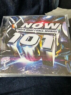 Various Artists - NOW Thats What I Call Music! 101 - New Sealed 2cd