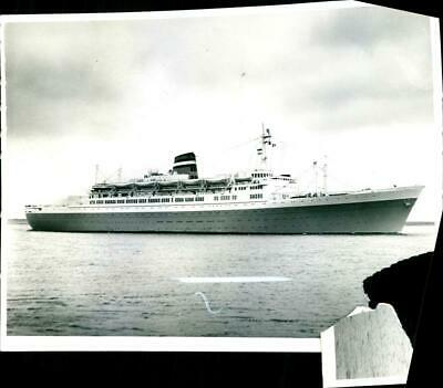 #php.01745 Photo SS STATENDAM HOLLAND AMERICA LINE 1956 PAQUEBOT OCEAN LINER