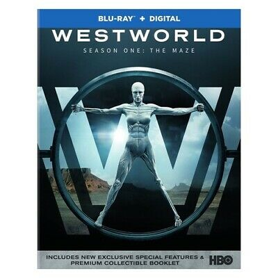 Warner Home Video Br630595 Westworld-Complete 1St Season (Blu-Ray)