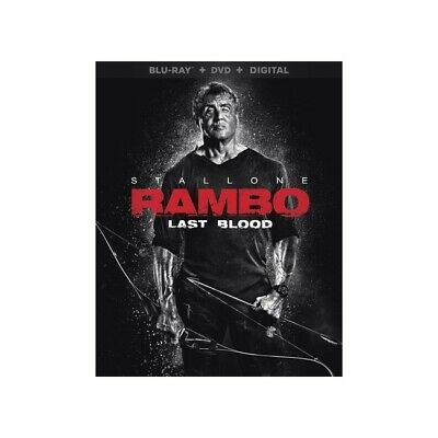 Lions Gate Home Ent Br57305 Rambo:last Blood (Br/Dvd/W-Digital)