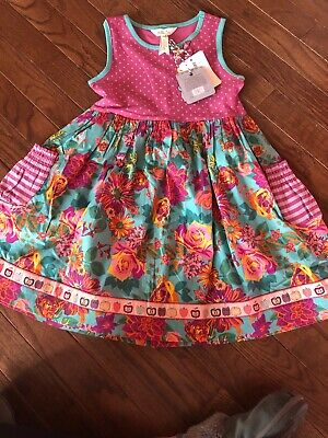 matilda jane dress 6 nwt