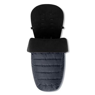 Baby Jogger Multifit Footmuff 2 (Carbon) - Suitable From Birth