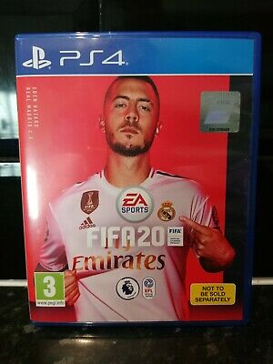 Fifa 20  Ps4 Game Excellent Condition