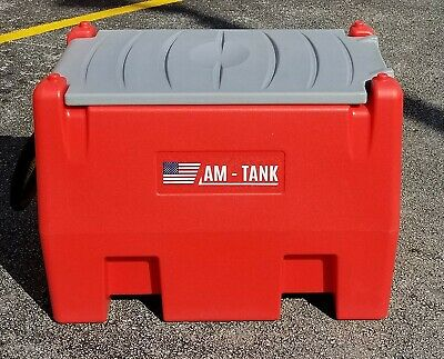 Portable fuel tank 58gl GAS