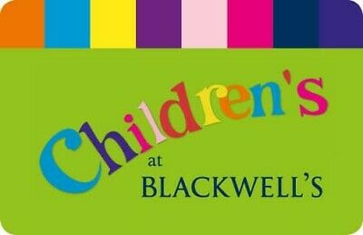 £20 Blackwell's Gift Card | Perfect Gift | Save 10%