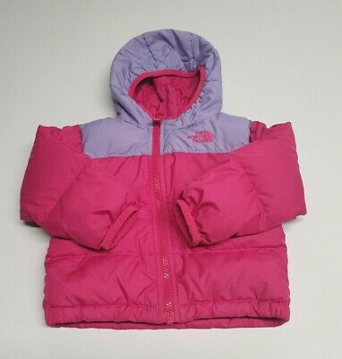 ⚡Genuine⚡Boys Girls UniSex Baby THE NORTH FACE Puffa Padded Jacket Coat AGE 18M