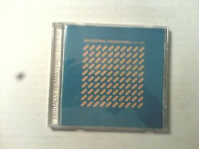 OMD / ORCHESTRAL MANOEUVRES IN THE DARK:OMD  / 6 BONUS TRACKS Cd Album
