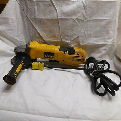 "DeWalt 4-1/2"" Angle Grinder with Flap Wheel 13  Amp D28114N"