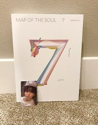 BTS Map Of The Soul 7 Version 1 W/ Jeon Jungkook PC