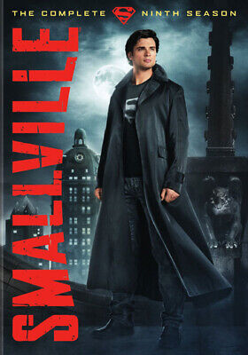 Warner Home Video D116767D Smallville-Complete 9Th Season (Dvd/6 Disc/Ff-16:9...