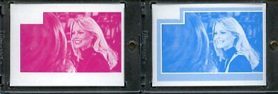 1977 Topps Charlies Angels Color Separation Proof Cards. #214