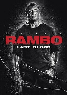 Lions Gate Home Ent D57302D Rambo:last Blood (Dvd)