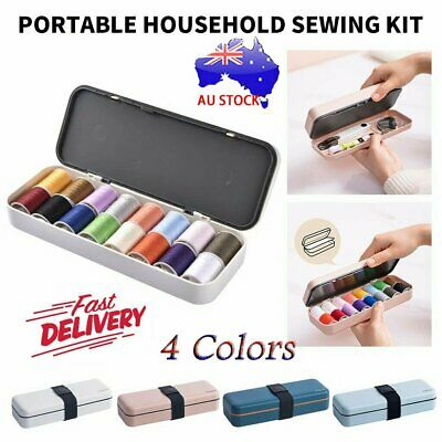 Sewing Kit Multifunctional Portable Sewing Threads Kit for Home Travel  2020 LF