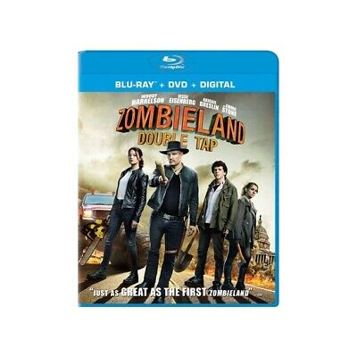Sony Pictures Home Ent Br56214 Zombieland:double Tap (Br/Dvd/W-Digital)