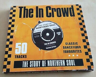 The In Crowd - The Story of Northern Soul - 2 CD