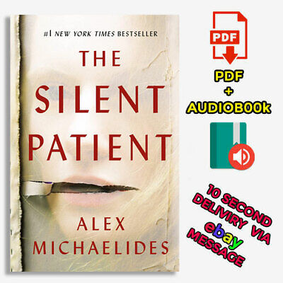 The Silent Patient by Alex Michaelides【E-B0K&AUDI0B00K||E-MAILED】