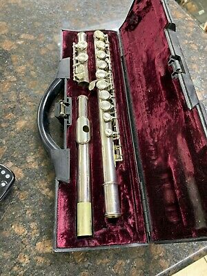 Buffet Crampon 22B Flute Cooper Scale AKC with Hard Case, Made in England