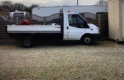 ford transit pickup 2009 115