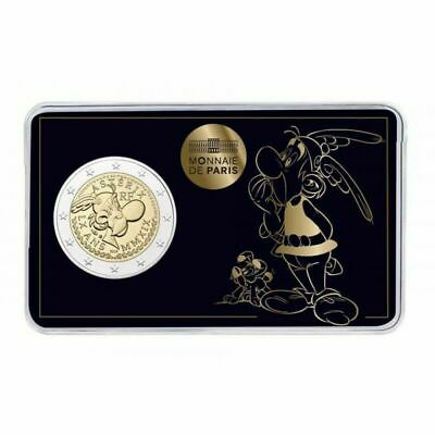 FRANCIA FRANCE 2 Euro COMMEMORATIVO 2019 In CARD ASTERIX France Frankreich