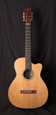 NEW Takamine EF740FS-TT Thermal Top Acoustic Electric Guitar w/Case