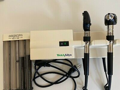 Welch Allyn 767 Series Otoscope/Ophthalmoscope