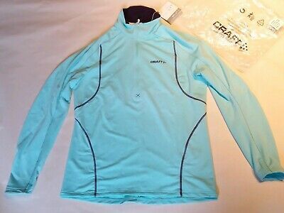 CRAFT Sport Pulli Damen LIGHTWEIGHT STRETCH PULLOVER leicht 1900919 Gr. XL NEU
