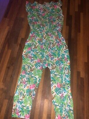 TU Stunning Girls Jumpsuit age 2-3 Excellent Condition