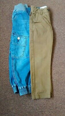 Two Pairs of Boys Jeans Aged 5-6 yrs