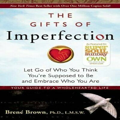The Gifts of Imperfection 2010 by Brené Brown,ЕВ00К,high quality copy,new clear,