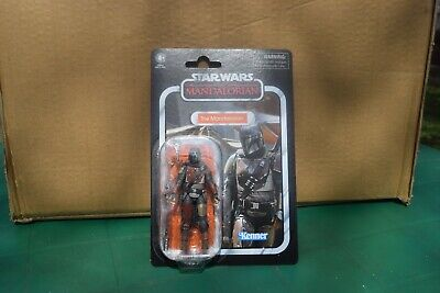 Star Wars The Vintage Collection The Mandalorian VC166 Kenner In Hand as PICTURE