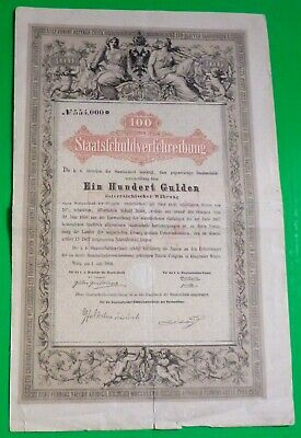 Original Austria 1927 Wiener Bank Verein 5 shares £1 Uncancelled coupons