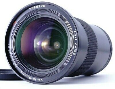 Excellent+5 CONTAX Carl Zeiss Vario-Sonnar 28-85mm f/3.3-4.0 T* MMJ From JAPAN
