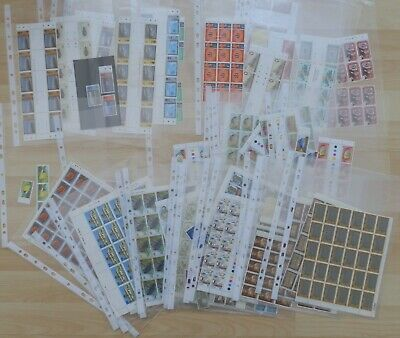 BRITISH COMMONWEALTH Unmounted Mint Blocks and singles Collection. 100s MNH
