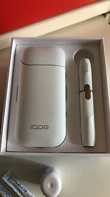 IQOS 2.4 Plus weiß Starter Kit  NEU