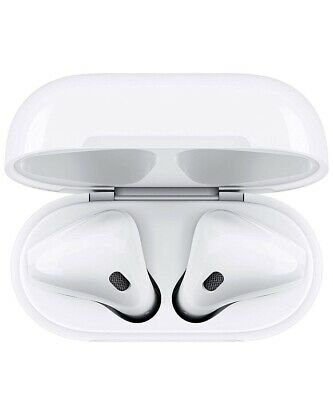 Apple AirPods 2nd Generation Headsets with Charging Case 100% GENUINE CLONES